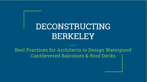 DECONSTRUCTING BERKELEY Google Slides
