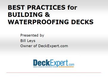 screen shot best practices seminar